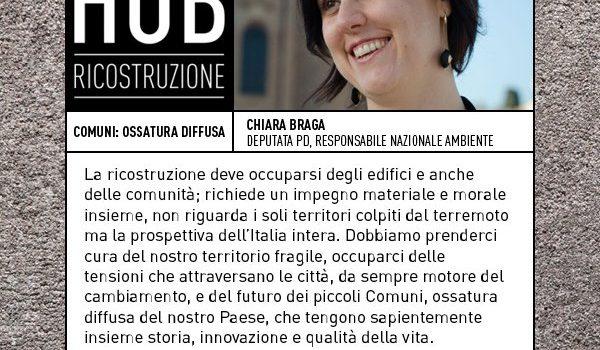 RICOSTRUZIONE, #visione per la #ricostruzione, Hub Ricostruzione