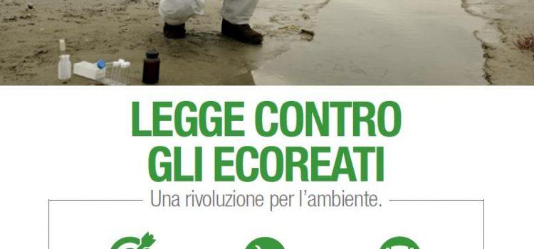 ECOREATI, a due anni dall'approvazione della legge una rivoluzione per l'ambiente