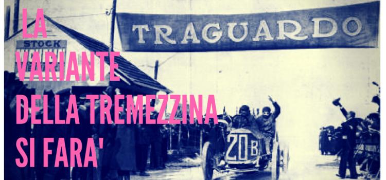 """VARIANTE TREMEZZINA: """"Grande soddisfazione per il Sì della Soprintendenza al progetto"""""""
