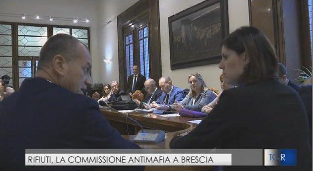 COMMISSIONE ECOMAFIE, missione in Veneto e Lombardia, Treviso e Brescia