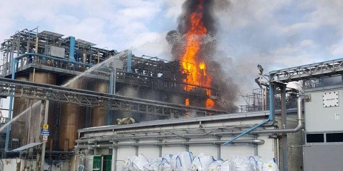 """ESPLOSIONE IMPIANTO RIFIUTI BULGAROGRASSO (CO): """"Evento che conferma l'attualità dei temi trattati nella relazione incendi della Commissione Ecomafie"""""""