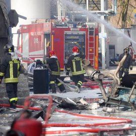 INCENDIO IMPIANTO RIFIUTI BULGAROGRASSO (CO): Efficacia interventi di soccorso e messa in sicurezza. Tenere alta l'attenzione su fenomeno incendi impianti rifiuti in Lombardia