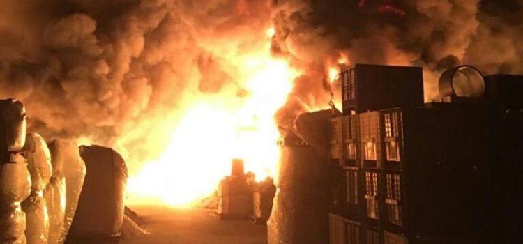 """RIFIUTI, INCENDI: """"Ancora incendi in impianti di trattamento rifiuti, già oggetto di indagine della Commissione Ecomafie"""""""