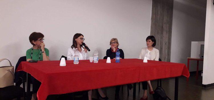 DONNE E VIOLENZA, Lucia Annibali incontra gli studenti dell'Istituto Terragni di Olgiate Comasco