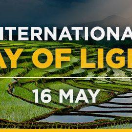 16 maggio, Prima Giornata Internazionale della Luce