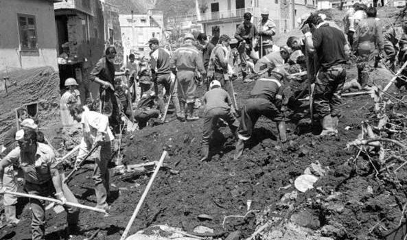 """SARNO: """"Tragedia di Sarno impone ancora una volta impegno per prevenzione e stop a consumo di suolo"""""""