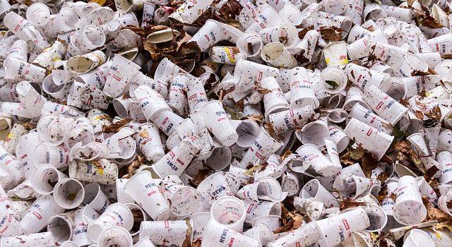 AMBIENTE, INQUINAMENTO, la battaglia della UE per mettere al bando la plastica monouso