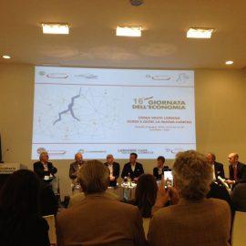 COMO-LECCO, 16° GIORNATA DELL'ECONOMIA – L'AREA VASTA LARIANA. Verso e oltre la nuova Camera di Commercio