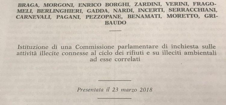 COMMISSIONE ECOMAFIE, calendarizzata la proposta di legge istitutiva