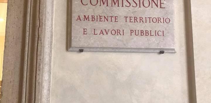 """COMMISSIONE AMBIENTE: """"Al lavoro con serietà e concretezza per un'Italia più sostenibile"""""""