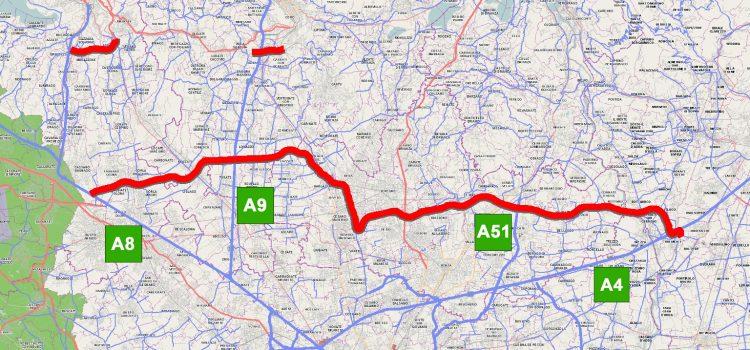 PEDEMONTANA, chiesto incontro urgente all'Assessore regionale Terzi e ai vertici di Autostrada Pedemontana Lombarda