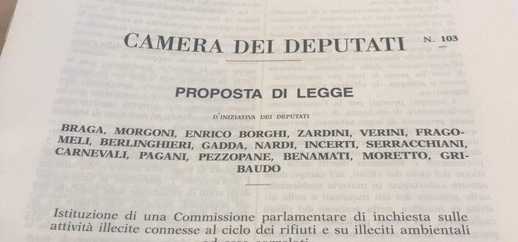 """RIFIUTI, Commissione Ambiente: """"Via libera per l'Aula alla legge istitutiva della Commissione. Proseguire l'importante lavoro del PD sulla legalità ambientale"""""""