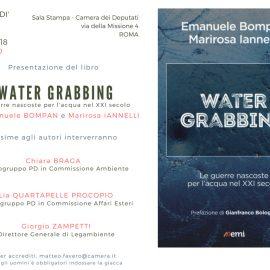 """Presentazione del libro """"Water Grabbing – Le guerre nascoste per l'acqua nel XXI secolo"""""""