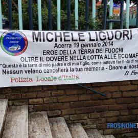 """ECOMAFIE, """"Giusto riconoscimetno al sottotenente Michele Liguori, vittima del dovere per il suo impegno contro le ecomafie"""""""