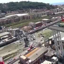 """GENOVA, Ponte Morandi: """"Il silenzio della maggioranza non è piu' accettabile"""""""