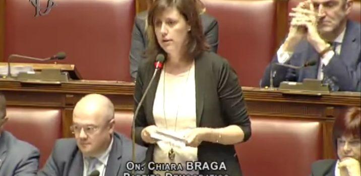 DECRETO GENOVA, intervento nella discussione generale alla Camera