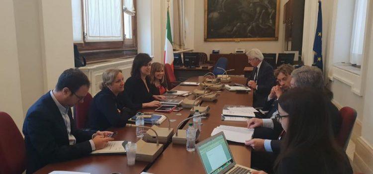 SVILUPPO SOSTENIBILE, al via l'Intergruppo a Montecitorio, subito al lavoro per proposte concrete in Legge di bilancio