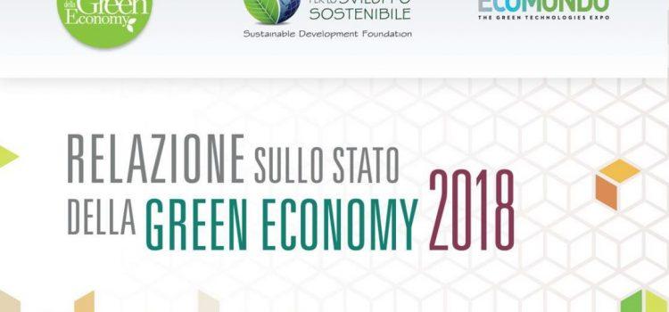ECOMONDO, 10 MISURE GREEN PER CREARE IN 5 ANNI 2,2 MILIONI DI POSTI DI LAVORO