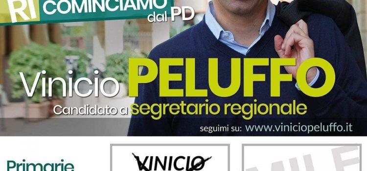 #RIcominciamodalPD con VINICIO PELUFFO