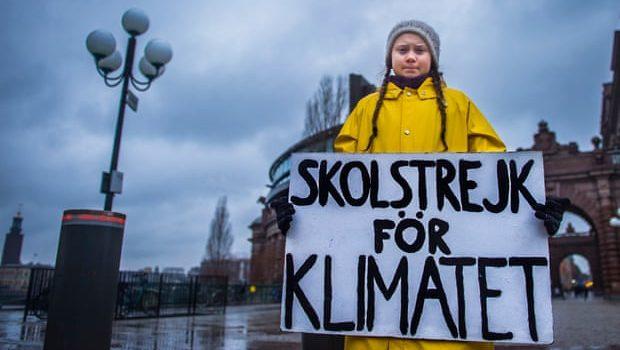 """COP24 KATOWICE, Greta Thunberg, 15 anni: """"Non si è mai troppo piccoli per fare la differenza"""""""