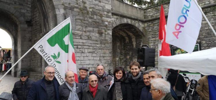 """INSIEME, da Como per una provincia, un'Italia e un'Europa democratiche e solidali"""""""