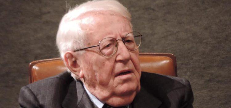 Il ricordo di Giuseppe Zamberletti, padre della Protezione Civile