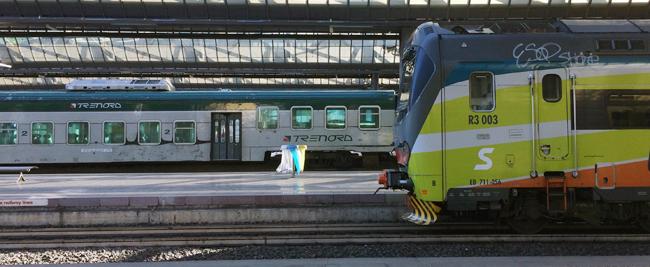 """RAPPORTO PENDOLARIA 2018: """"Italia divisa in due, aumentano passeggeri treni ma solo al Nord"""""""