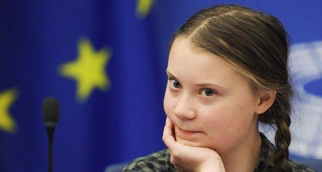 """CLIMA: """"Greta chiama tutti all'azione contro il cambiamento climatico. La politica sia all'altezza della sfida"""""""