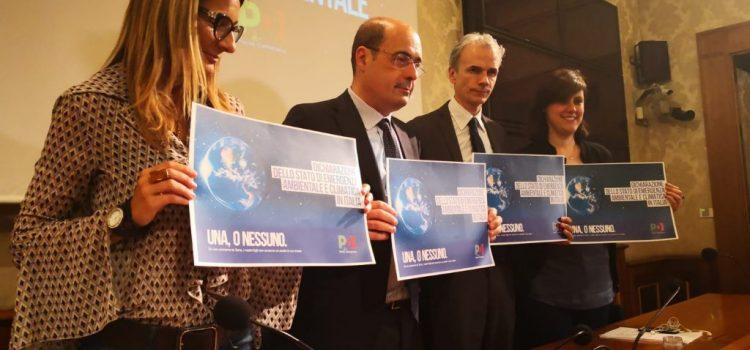 Per l'ambiente non c'è più tempo: l'Italia dichiari l'emergenza climatica