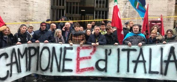 """RISTORNI, CAMPIONE D'ITALIA: """"Presentata interrogazione al Governo. Il ricatto operato dal Consiglio di Stato ticinese è irricevibile. Su Campione Salvini e la Lega se ne lavano le mani"""""""