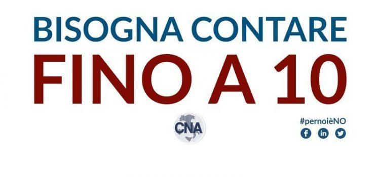 CNA, appello per abrogare l'art.10 del Decreto Crescita