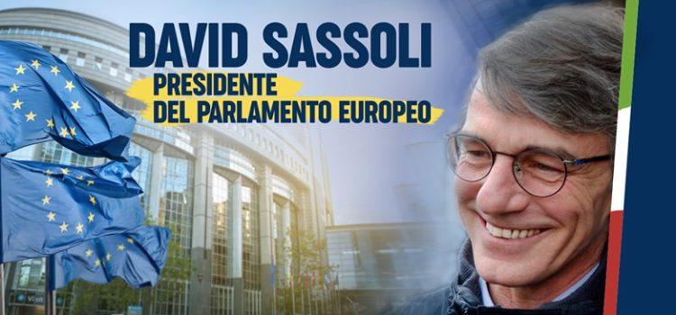 L'ITALIA IN EUROPA CON DAVID SASSOLI