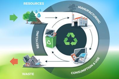 """RIFIUTI: """"Sbloccare subito il riciclo dei rifiuti e favorire l'economia circolare"""""""