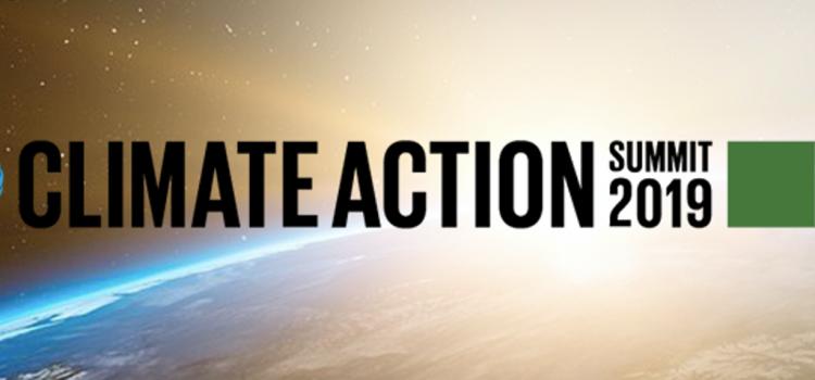 """CLIMATE ACTION SUMMIT: """"Finalmente l'Italia è dalla parte giusta"""""""