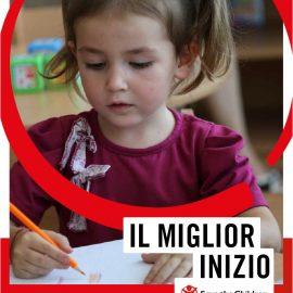 """PRIMO GIORNO DI SCUOLA, """"IL MIGLIOR INIZIO"""""""