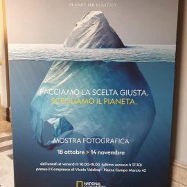 """Montecitorio porte aperte: """"Planet or Plastic"""""""