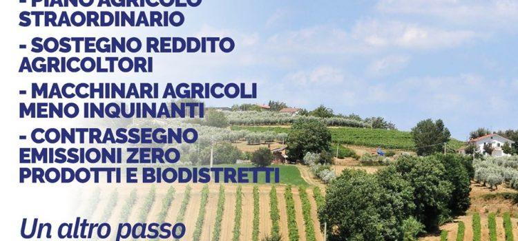 """AGRICOLTURA: """"Cuore del Green New Deal. Le proposte del PD per un'agricoltura sostenibile"""""""