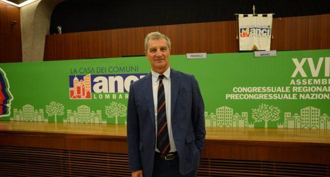 """ANCI LOMBARDIA: """"Bellissmia notizia l'elezione di Mauro Guerra a Presidente regionale Anci"""""""