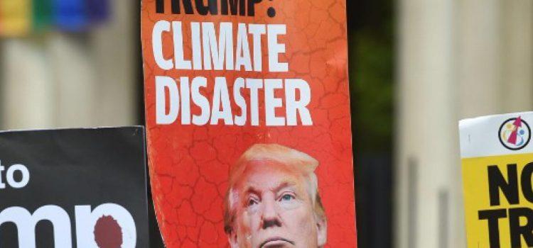 """ACCORDO DI PARIGI CLIMA: """"L'uscita degli Stati Uniti è una scelta antistorica"""""""