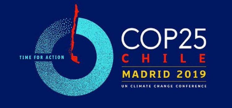 AL VIA LA COP25 SUI CAMBIAMENTI CLIMATICI