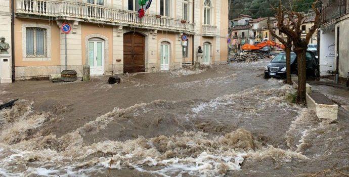 """MALTEMPO: """"Italia dimostra sempre più sua fragilità ambientale. Vero piano shock è lotta a dissesto e consumo di suolo"""