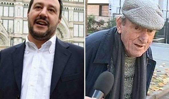 """DON ALBERTO VIGORELLI: """"Tutta la mia solidarietà e vicinanza a don Alberto. La querela di Salvini è ridicola e infondata"""""""