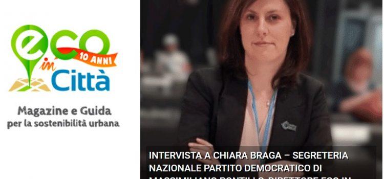 Intervista al magazine 'Eco in Città'