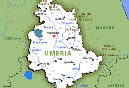 Cartina Umbria Geografica.Ecomafie Approvata All Unanimita La Relazione Su Umbria Chiara Braga