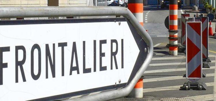 """DL RILANCIO, FRONTALIERI: """"Attenzione massima ai lavoratori frontalieri"""""""
