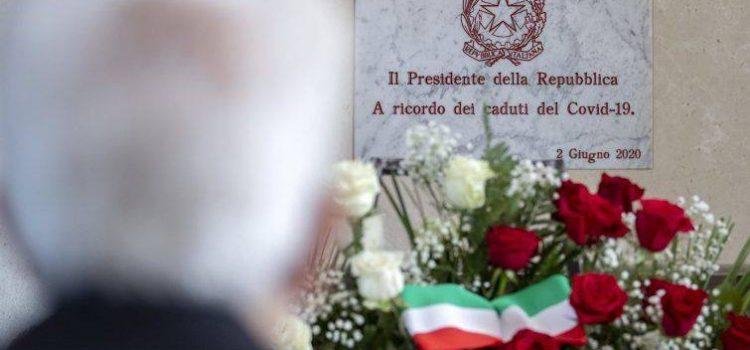 """2 GIUGNO 2020, FESTA DELLA REPUBBLICA: """"Da Codogno riparte l'Italia del coraggio"""""""