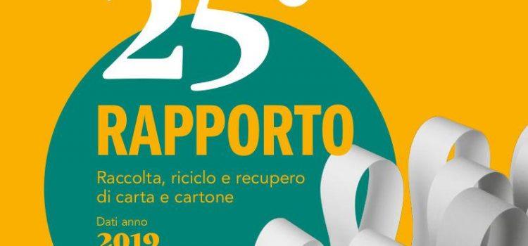"""RIFIUTI: """"Dati COMIECO dimostrano il valore della filiera del riciclo della carta"""""""