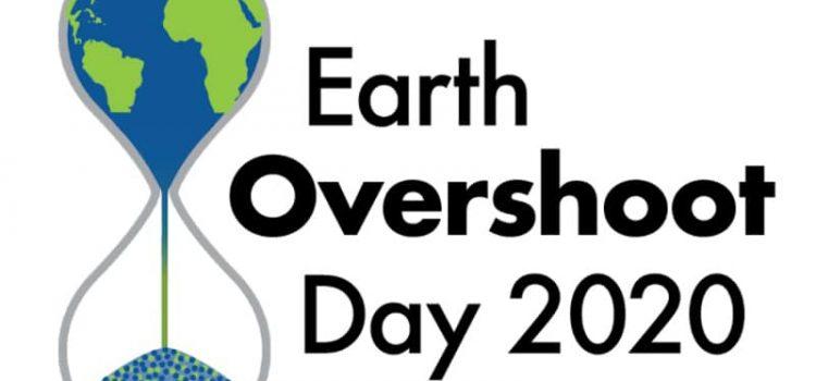 """AMBIENTE, 22 AGOSTO 2020: """"Oggi è l'Earth Overshoot Day 2020"""""""
