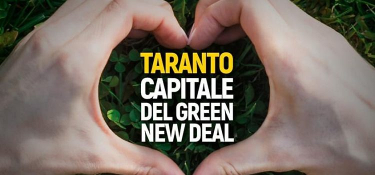 "AMBIENTE-ILVA: ""Taranto capitale del Green New Deal"""