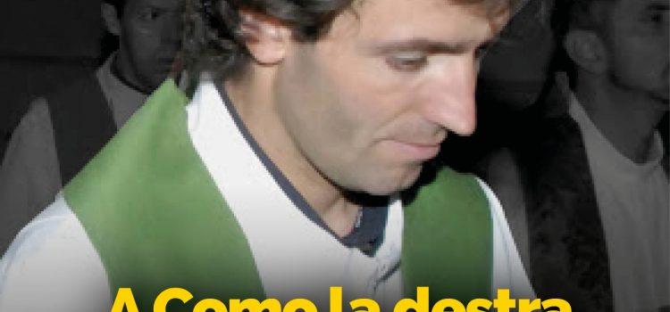 """ABBONDINO D'ORO: """"Pagina triste per la città di Como"""""""